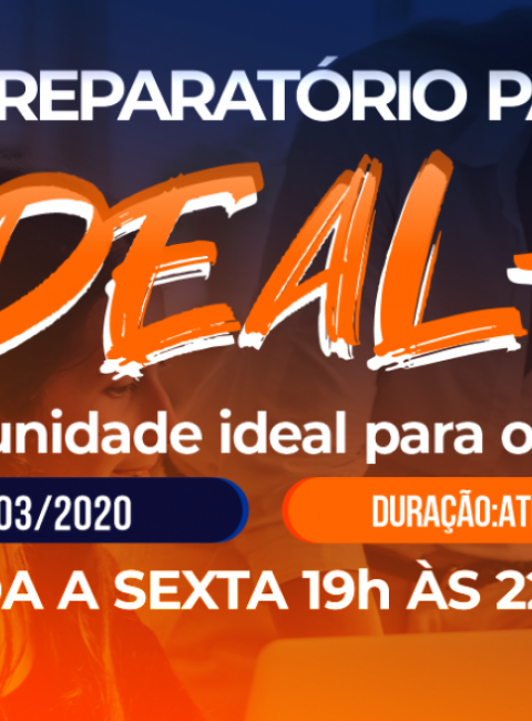 cursinho ideal+